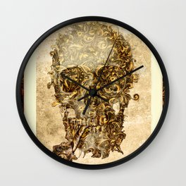 Lord Skull / (Skull Collection) Wall Clock