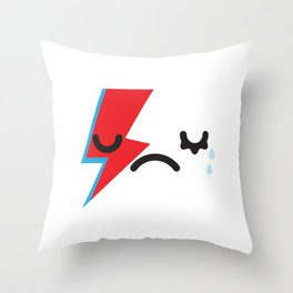 See you later Starman.  Throw Pillow