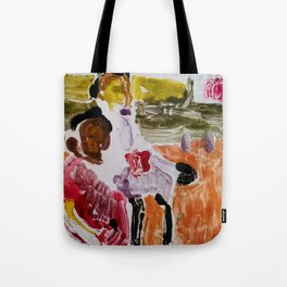 Bronx From The Block Shopping Tote Bag