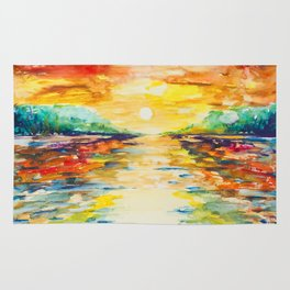 Color of Paradise Rug