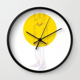 Mindless Wall Clock