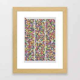 Untitled One Framed Art Print