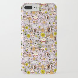 Cute Guinea Pigs iPhone Case