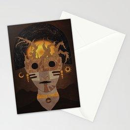 """Priest"" Stationery Cards"