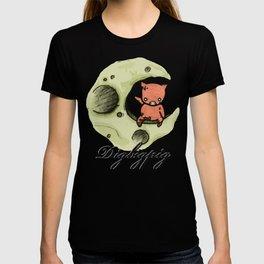 Dig Big Pig T-shirt