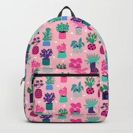 M'kay - southwest cactus desert trendy 90s bright neon 80s style retro classic Backpack