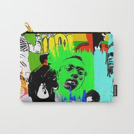 COLLAGE URBAIN Carry-All Pouch