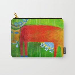 cow summer Carry-All Pouch