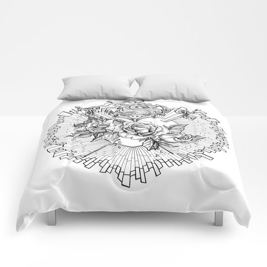 Sacred Heart Comforters