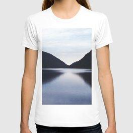 Mountain Lake Reflection T-shirt