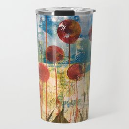 Home Cooked Flowers by Sam Crowe Travel Mug