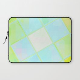 Re-Created Mirrored SQ LXX by Robert S. Lee Laptop Sleeve