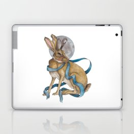 Tie Me To The Moon Laptop & iPad Skin