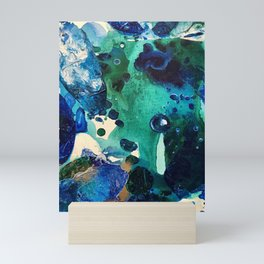 The Wonders of the World, Tiny World Collection Mini Art Print