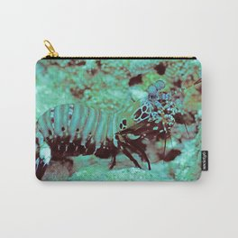 Wazzzzup ladies mantis shrimp Carry-All Pouch