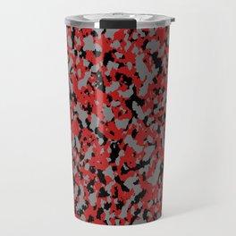 Camo 3 - Cherry Cola Travel Mug