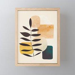 Abstract Elements 20 Framed Mini Art Print