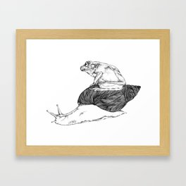 Incredible Framed Art Print