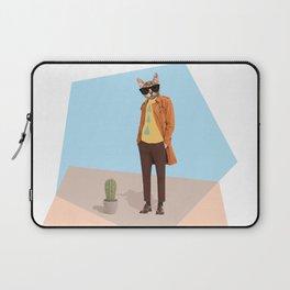 Mr Catcus Laptop Sleeve