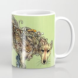 A Phantom in the Wilderness - The Thylacine Coffee Mug