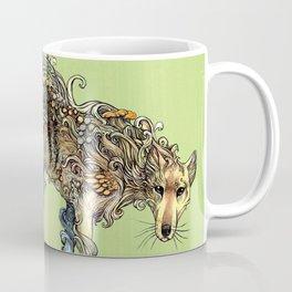 A Phantom in the Wilderness - The Thylacine Coffee Mug