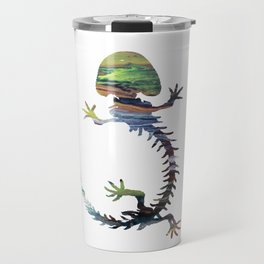 Hellbender Skeleton Travel Mug