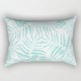 Lush Palms Rectangular Pillow