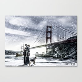 Poster - Dystopia Canvas Print