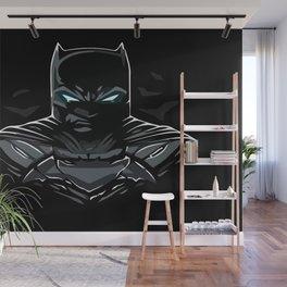 The Bat Wall Mural