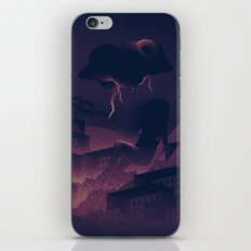 See Rainbow In The Dark iPhone & iPod Skin