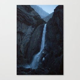 Lower Yosemite Falls Canvas Print