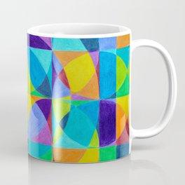 The Cross of Light Effect Coffee Mug