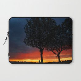 Colours of the night Laptop Sleeve