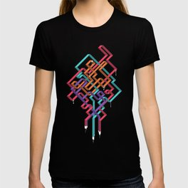 Weaving Lines T-shirt