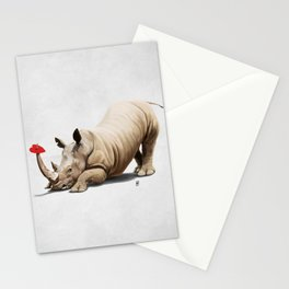 Horny (Wordless) Stationery Cards