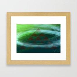 Beyond Mauna Kea Framed Art Print