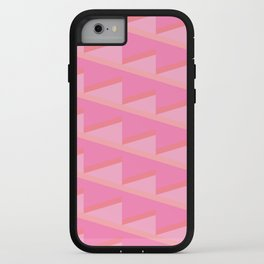 Pink Ascent iPhone Case