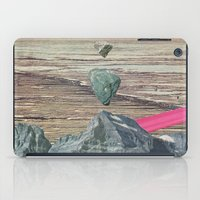 rocks iPad Cases featuring Rocks by Sarah Eisenlohr
