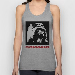 Guerrilla warfare Unisex Tank Top