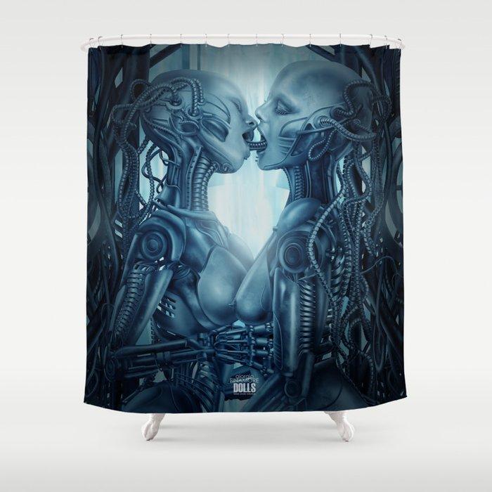 Dolls - Love Generator Shower Curtain