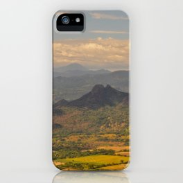El Salvador iPhone Case