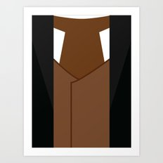 The Eighth (8th) Doctor - Doctor Who Art Print