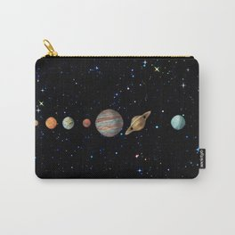 Planetary Solar System Carry-All Pouch