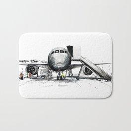Boeing 747 Bath Mat