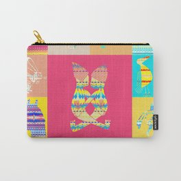 Indian patchworks71 Carry-All Pouch