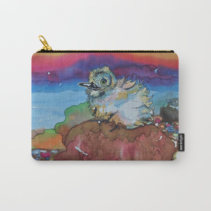 Baby Sea Bird Carry-All Pouch