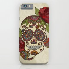 Sugar Skull iPhone 6 Slim Case