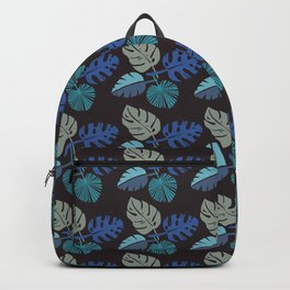 Blue Frond Backpack