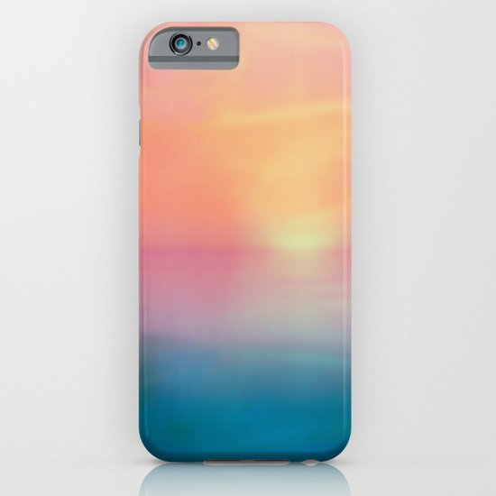 Ombre Sunset iPhone & iPod Case