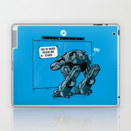 NOW WHAT? Laptop & iPad Skin
